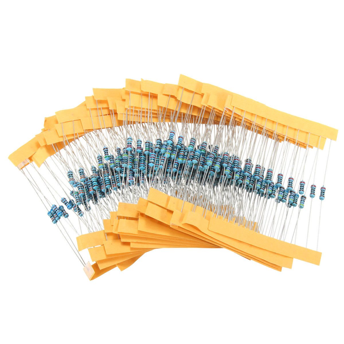 excelente professiona resistores de metal pacotes 10
