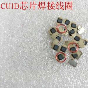 Image 4 - IC لفائف لحام التسمية CUID رقاقة إعادة الكتابة نسخة تتفاعل عالية التردد 13.56 ميجا هرتز حجم القطر 9 مللي متر COB وهوائيات 10 قطعة/الوحدة