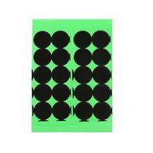 Продажа Брызги Цели Наклейки клей Cover Up Нашивки для Стрельба цели практика-1 «реактивной корки и придерживаться pasters