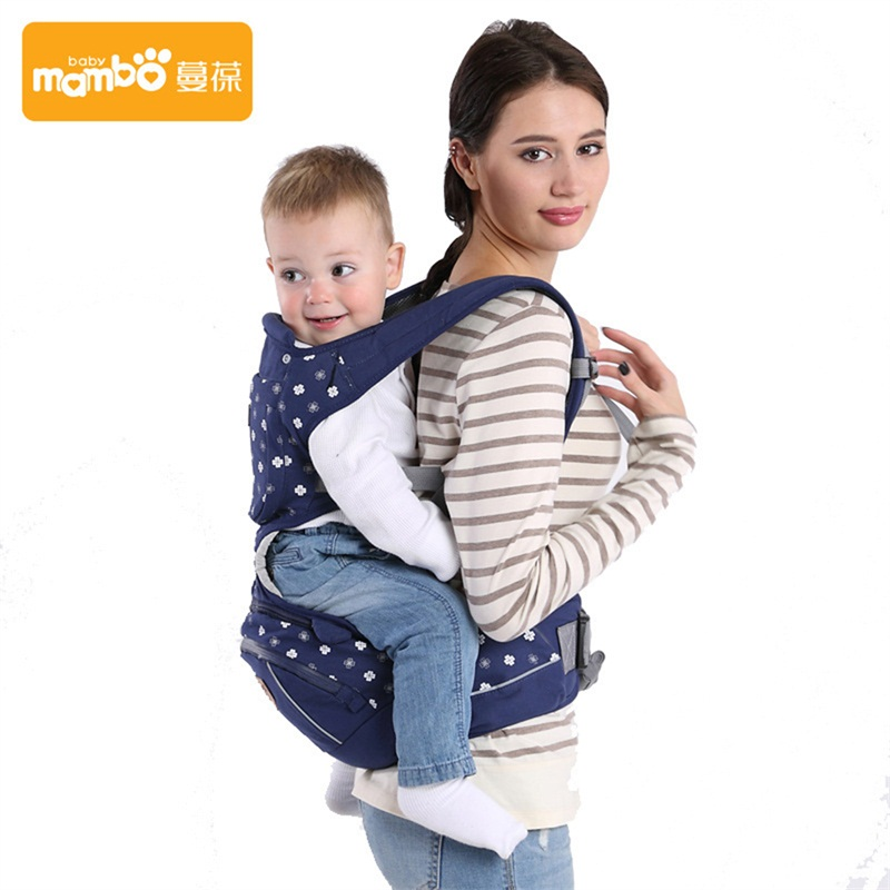 Mambobaby Newborn Front Carry Breathable Cotton Sling Infant Toddler Hip Seat Portable Baby Carrier Backpack Shoulders Carry osc 5032 5 3 2mm 4p 62 5m 62 5mhz 62 500mhz