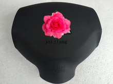 Airbag cover for Mitsubishi Lancer steering wheel airbag cover Free Shipping Free Shipping!