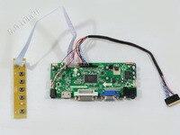 M NT68676 HDMI DVI VGA Audio 1024x600 LCD Controller Board For ASUS EeePC 900 901B089AW01 LP089WS1