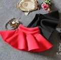 tutu skirt red black 2015 autumn fall for girls princess clothes baby kinder kleidung