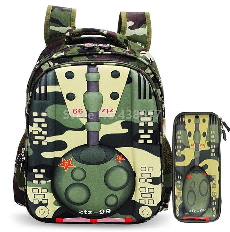 3D ถังกระเป๋าเป้สะพายหลังเด็กโรงเรียนกระเป๋าดินสอชุดสำหรับเด็กเด็กประถมศึกษาชั้นประถมศึกษาปีที่ 1 3 นักเรียนกระเป๋าหนังสือ-ใน กระเป๋านักเรียน จาก สัมภาระและกระเป๋า บน AliExpress - 11.11_สิบเอ็ด สิบเอ็ดวันคนโสด 1