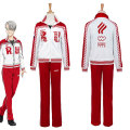 Victor Viktor Nikiforov Costume Yuri on Ice Viktor Nikiforov Uniform Cosplay Costume Whole Set