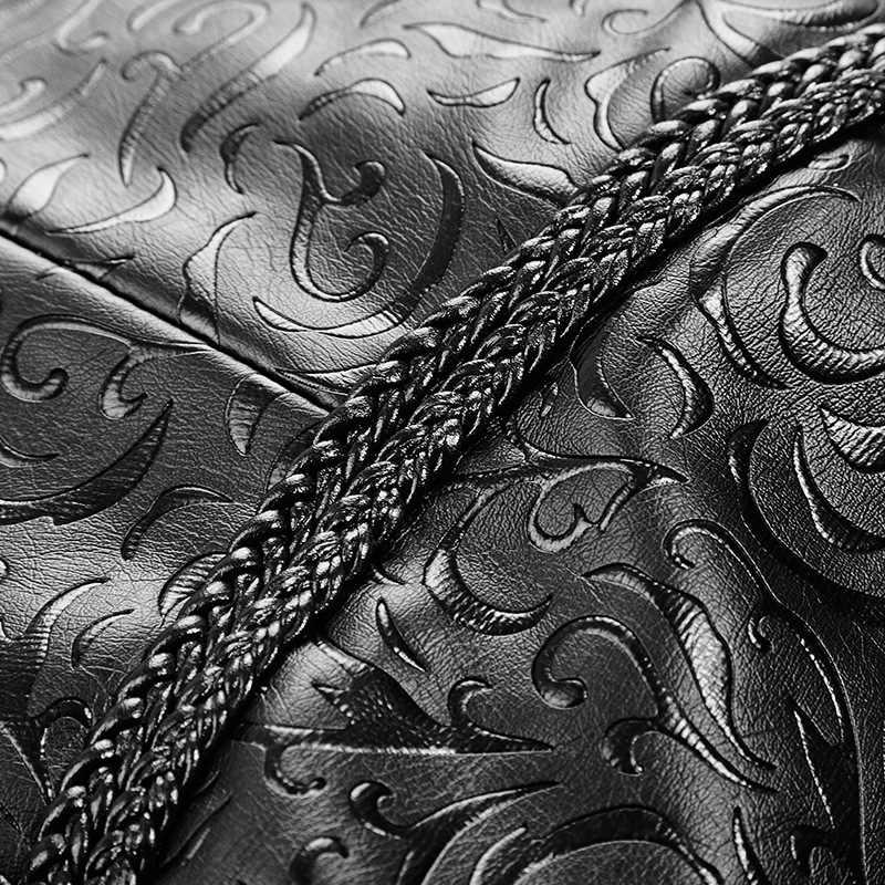 """GearDuke стимпанк Мужской плащ с капюшоном длинный плащ пальто готический Хэллоуин Темный вампир граф накидка """"летучая мышь"""" свободные толстые вельветовые пальто"""