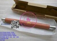 Fuji xer * x docucentre ii c7500 docucolor 242 rolo fusor original qualidade dcc 5400 6500 dcc5500iii 6500iii dcc5540 6550i fuser dcc   -