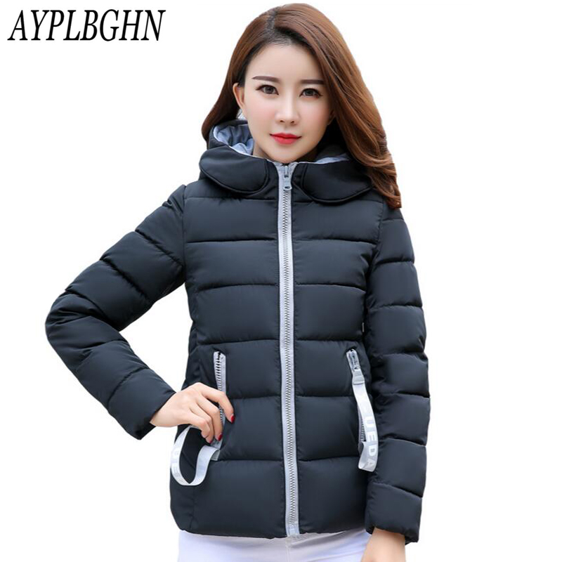 New Winter Jacket Clothing Women Warm Parka Thick Winter Outerwear Plus Size Coat fashion Slim Cotton-padded Short Jacket&Coats high quality 2017 new winter fashion cotton thick women jacket hooded women parkas coats warm parka outerwear plus size 6l69