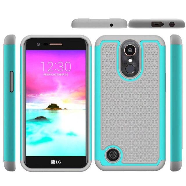 tpu green Phone case lg k20 armor case 5c64f48292739
