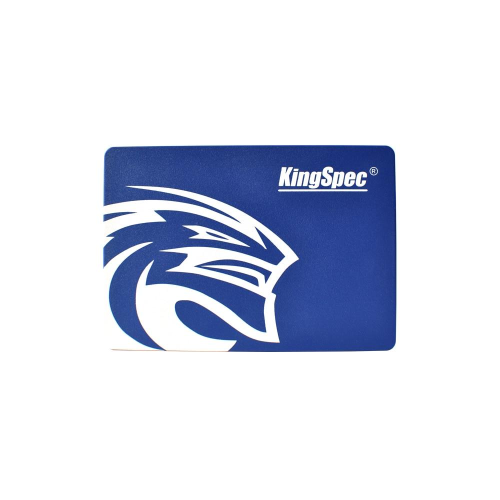 sale Kingspec 7MM 2.5 SATA III 6GB/S SATA 3 2 hd ssd 25gb Solid State Disk drive MLC hard disk SSD free shipping brazil russia