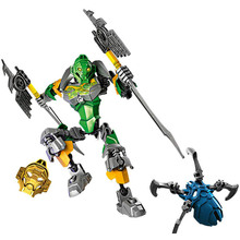 BionicleMask of Light 70784 Childrens Master Of Jungle Bionicle Building Block Compatible With Legoings Toys