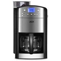 Автоматическая кофеварка машина с Bean шлифовальные станки Американский эспрессо кухня капельного 5 файлы бронирование изоляции