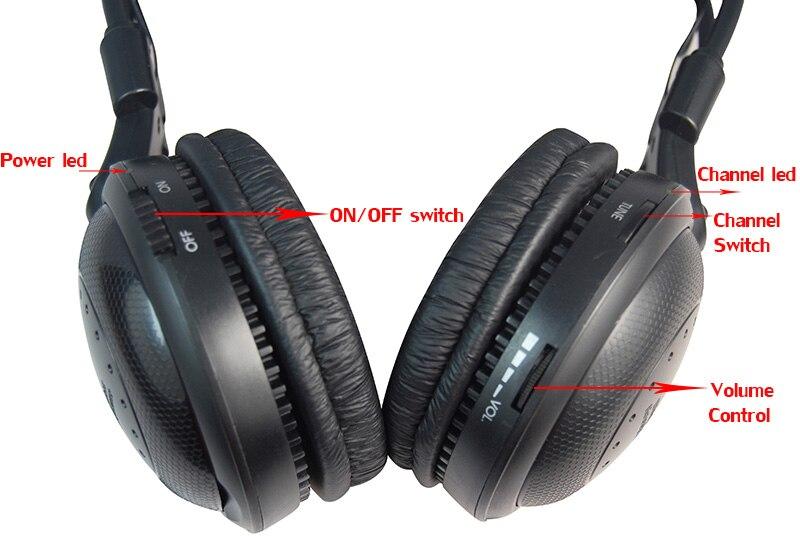 pcs fones de ouvido Sem Fio-silencioso reunião