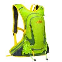 18л восхождение сумка водонепроницаемый дышащая светоотражающие велоспорт рюкзак велосипед MTB дорожный рюкзак открытый рюкзак для пеший туризм кемпинг