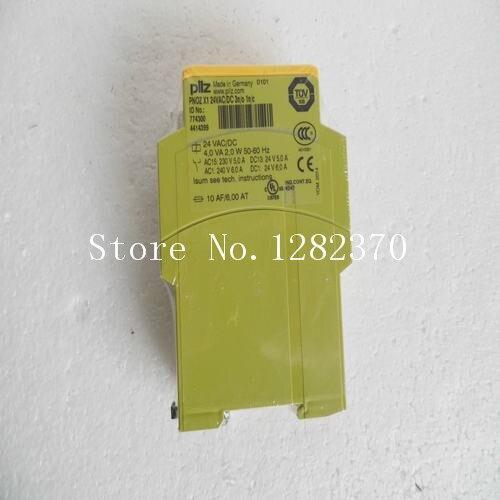 Новый Pilz Реле Безопасности pnoz X1 24VAC/DC 3N/o 1N/c пятно 774300