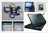 NEXT Icom For Bmw Diagnostic Programming Tool With Computer X200t Touch Screen Newest Software 500gb Hdd