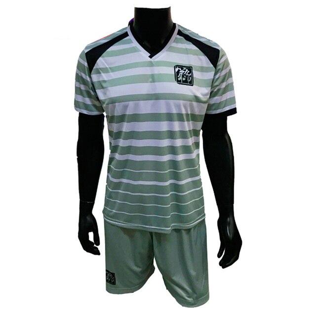 2dd28feed Men s youth stripe football Jerseys custom heat sublimation can not fade  the ball DIY team uniform.soccer Jerseys