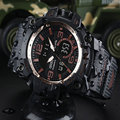 Brand Hours Watch relojes Waterproof Outdoor Sports G Style Shock Watches Men Quartz  Digital Watch Military LED Wrist Watch