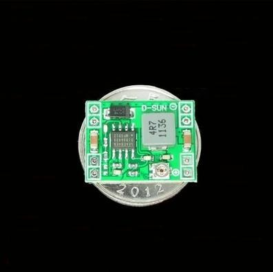 10PCS Ultra-small size DC-DC step-down power supply module 3A adjustable step-down module super LM2596