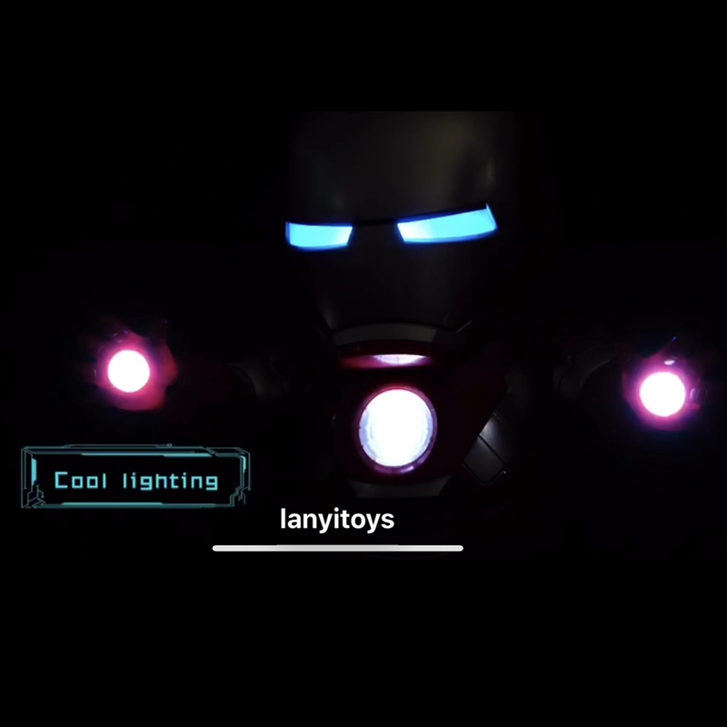 de ação anime figura brinquedos Robô com