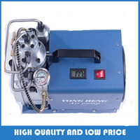 2017 Newly Streamlined Version High Pressure Air Pump 0 30mpa 110V 220V Air Compressor