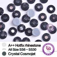 F790453 A Top Quality HotFix FlatBack Rhinestones Ss20 Crystal Cosmojet Flat Back Hotfix Crystals Iron On