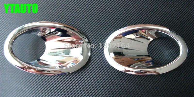 Чохол для автомобіля на голову проти туману, аксесуари для автоматичного переднього протитуманного фартуха для nissan qashqai 2010-2013,2 шт. / Лот, безкоштовна доставка