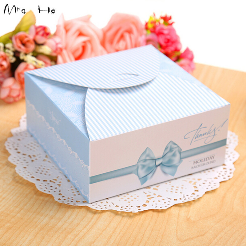 White Cake Boxes Wholesale