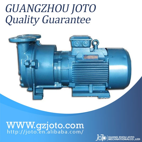 0.81kw Cast Iron liquid Ring Vacuum Pump/Water Ring Vacuum Pump 2BV2060