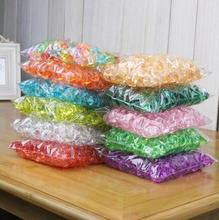 Acrylic Ice, 8 Color for mix order, 1.5*2cm, 100pcs/pack, Wholesale free shipping, Party wedding supplies, Vase decoration