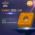 Cnc вставки 10 шт./лот CNMG1906 DM покрытием цементированного карбида поворачивая вставки для стали/нержавеющей стали для полу-finshing
