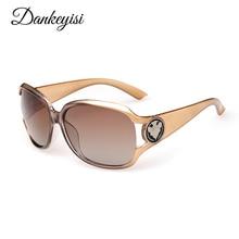 DANKEYISI de gafas de sol de las mujeres marca polarizada gafas de sol de diseño 2019 mujer gafas de sol de marca, gafas de sol de mujer