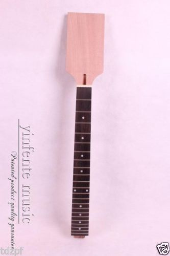New Electric Guitar neck Solid wood Paddle Frerboard Low Price 22 fret #16A handmade new solid maple wood brown acoustic violin violino 4 4 electric violin case bow included