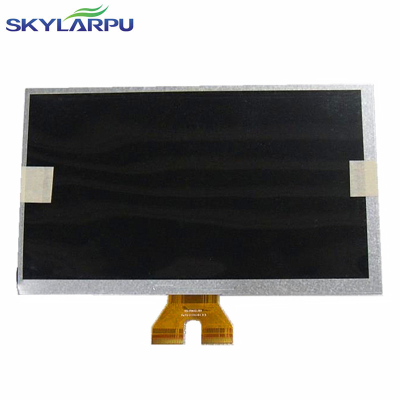 skylarpu New 9.0 inch LCD screen for A090VW01 V0 V.0 Tablet PC GPS LCD display screen panel Repair replacement free shipping original new 7 0 inch tft lcd screen for ba070ws1 200 tablet pc lcd display screen panel repair replacement free shipping