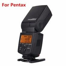 YONGNUO список Беспроводной Вспышка Speedlite yn585ex P-TTL для Pentax k3ii K5 K50 ks2 K100 Камера