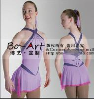 girls ice skating dress for women competition skating dress spandex custom ice figure dress free shipping