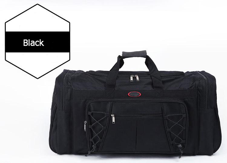 Hot Waterproof Large Capacity Sports Gym Bag Outdoor Multifunction Sporting Travel Handbag Training Duffle Bags for Men Women