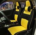 Delantera + Trasera fundas de asiento de coche Especial Para Volvo V40 V60 S60L s60 xc60 xc90 xc60 c70 s80 s40 coche accesorios del coche styling