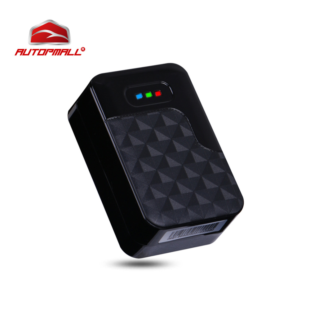 GPS Tracker Car GPS Locator Vehicle Tracker G200 6000mAh Waterproof Magnets Voice Monitor LIFETIME FREE Web APP Google Map Track