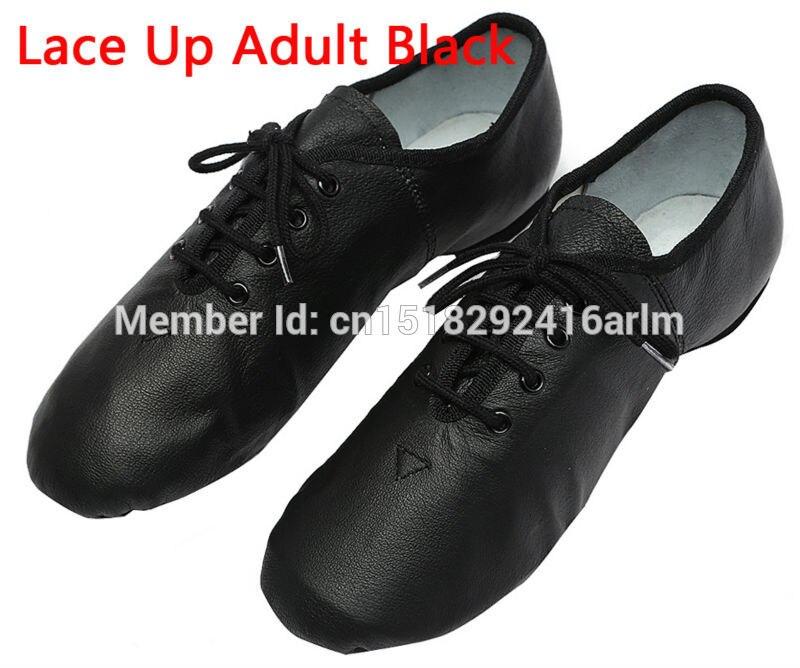 Zapatos de baile de jazz de cuero genuino Nuevas zapatillas de - Zapatillas - foto 2