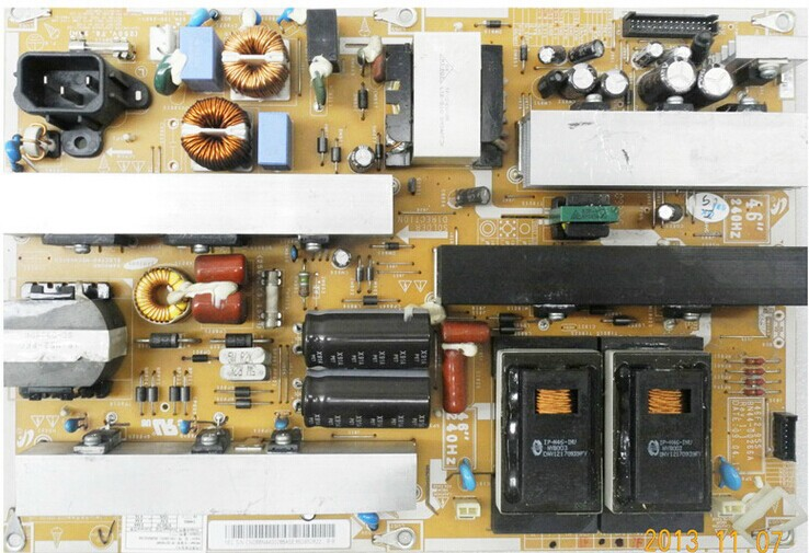 LT46B750UIF power panel I46F2_9SS BN44-00266A REV 1.1 parts is used 42pfl9509 power panel 2300kpg109a f is used