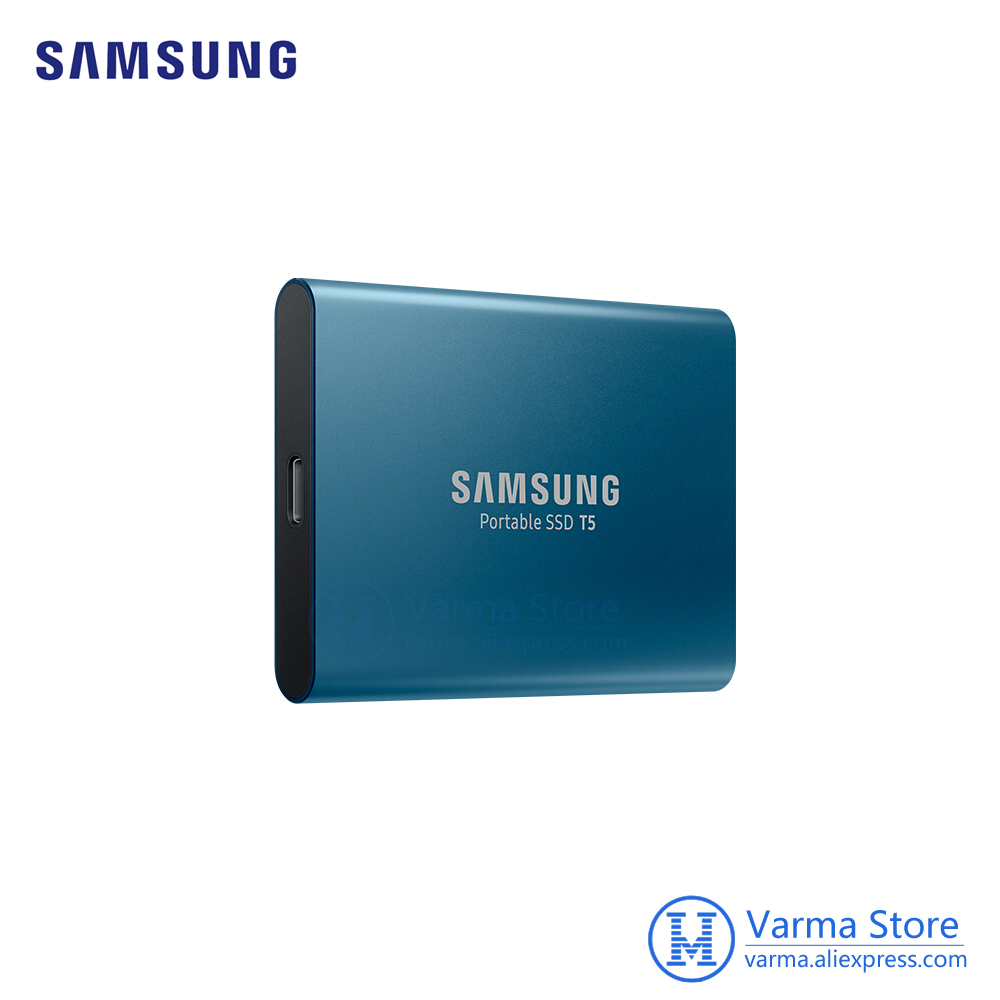 Samsung Mobile SSD T5 250GB Hi-Speed USB3.1 External SSD Encryption T5 250GB PC Mobile dual-use жесткий диск samsung portable ssd t5 250gb mu pa250b ww