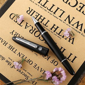 Image 3 - Picasso 932 Inherit Matte Black Roller Ball Pen with Ink Refill,  Noblr Gift Box Optional Office Business School Writing Gift