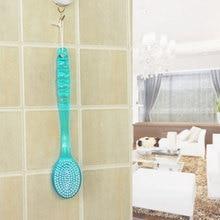 Bath Body Brush Boar Bristles Exfoliating Body