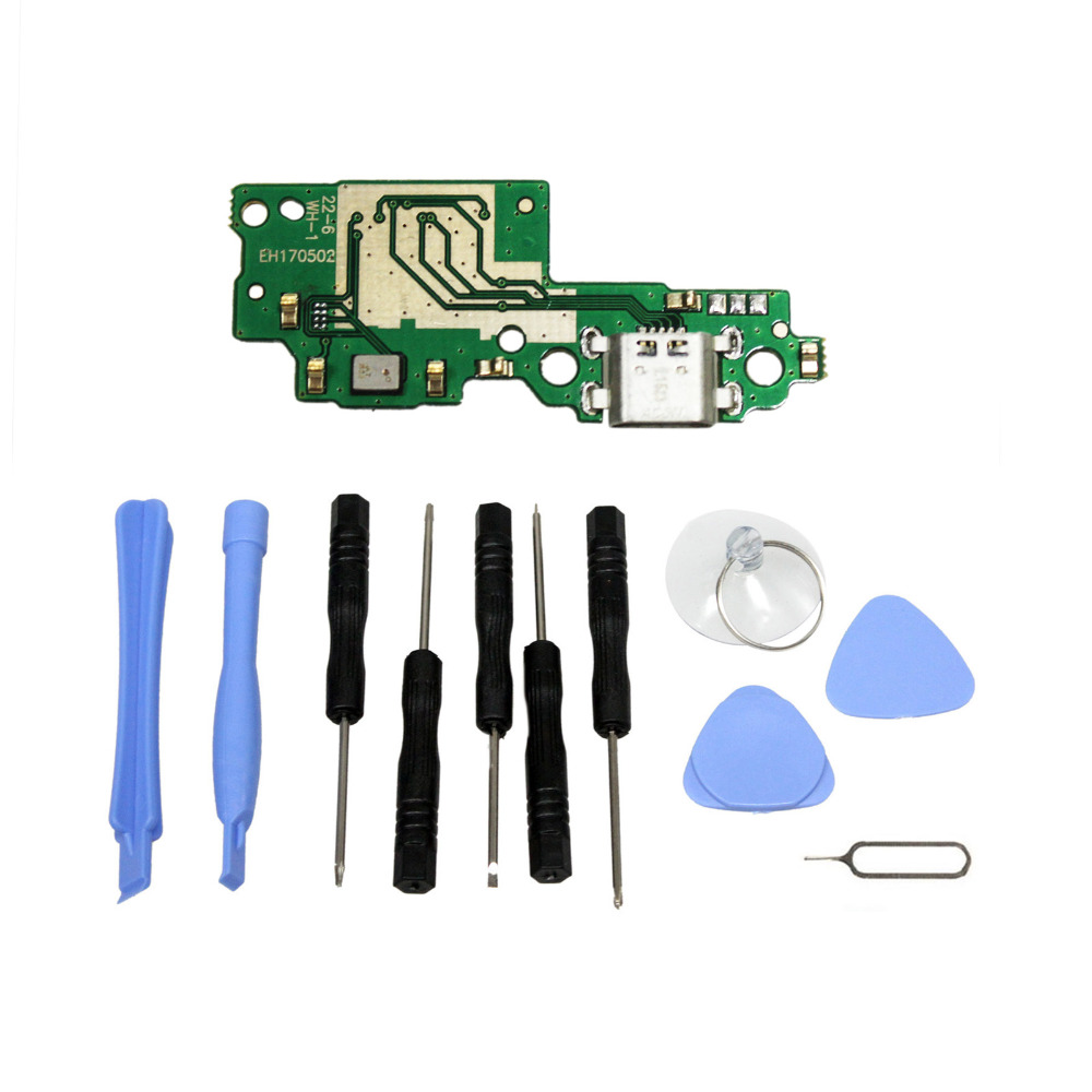 For HUAWEI HONOR 7 LITE HONOR 5C NEM-L21 L51 USB CHARGING PORT MIC FLEX BOARD With Tools
