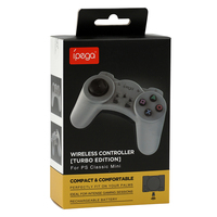 Ipega PG 9122 for PS Mini Console Portable Gaming Joystick with Dual Vibration Turbo and Trigger Wireless Controller Gamepad