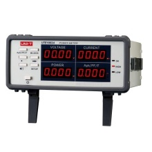UNI-T UTE1003A Bench TRMS Voltage Current Digtal Power Factor & Power Meter Analyzer Range 900W RS232