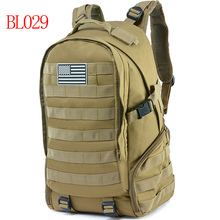 27L waterproof Tactical Camouflage sprots backpack men travel outdoor Military male Mountaineering Hiking Climbing Camping bags