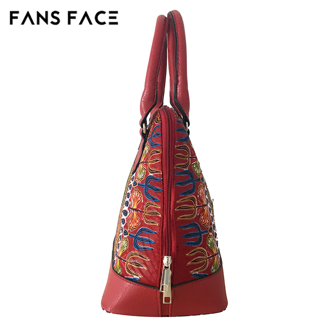 FANS FACE Africa Women Bags Mobile Messenger Ladies Handbag High Quality Luxury Handbags Women Bags Designer Traditional African 5