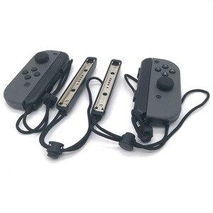 Image 5 - Yoteen Reparatur Teil Für Nintendo Schalter Freude Con Replacment Zubehör Tragbare Handgelenk Strap Griff Armband Mit Seil